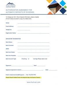 FSCT-automatic deposits form